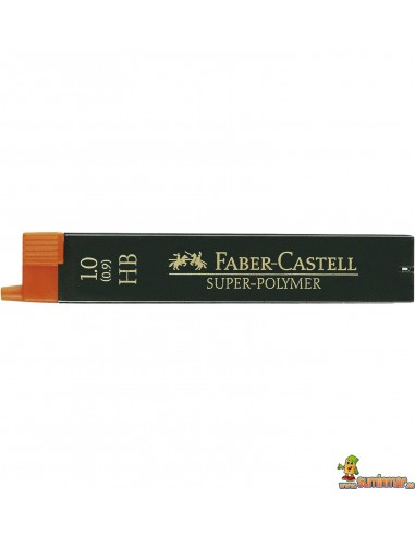 Minas Faber Castell 0.9 / 1mm 12ud
