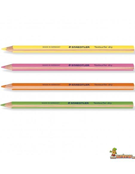 Staedtler Textsurfer Dry Lápiz fluorescente