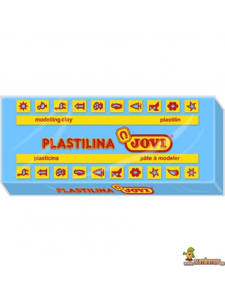 Plastilina Jovi 72 Tamaño grande