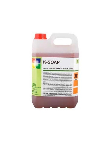 Jabón para manos Soapkim 5l