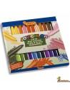Ceras para niños JoviColor caja de 24 colores