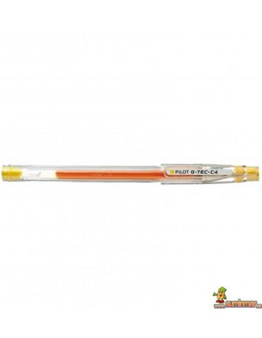 Pilot GTEC C4 punta de aguja Amarillo