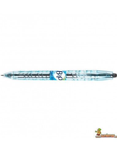 Pilot gel B2P Bolígrafo de botellas de plástico Negro
