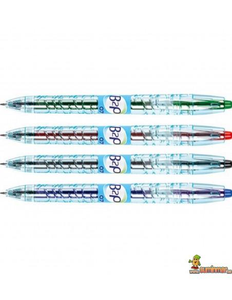 Pilot gel B2P Bolígrafo de botellas de plástico