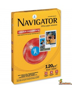 Navigator Colour Documents  A4 120g 250 hojas