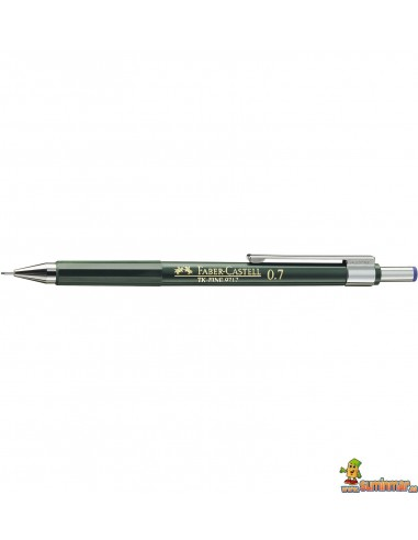 Portaminas Faber Castell TK-FINE 0.7mm 9717