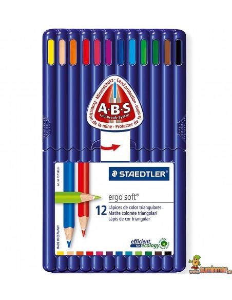 Staedtler Ergosoft Lápices de colores