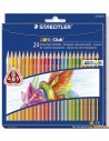 Staedtler Noris Club 24 Lápices de Colores