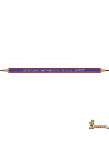 Lápiz bicolor Janus 2160 Faber Castell