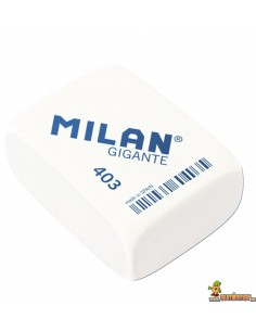 Goma de borrar Milan 403 Gigante