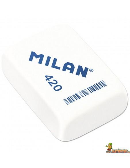 Goma de borrar Milan 420