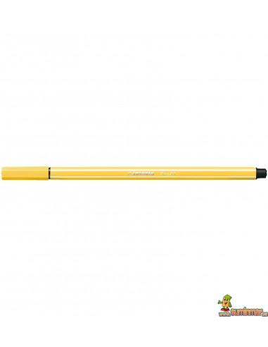 Stabilo Pen 68/44 amarillo Rotulador para colorear