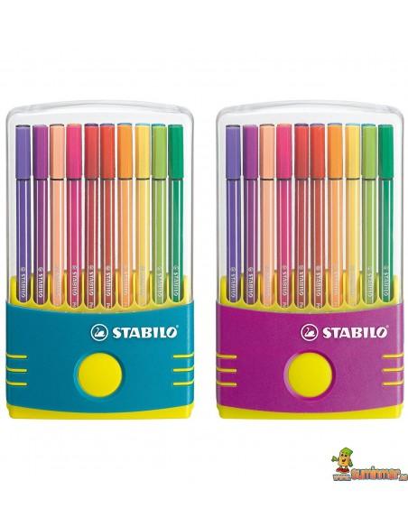Stabilo Pen 68 Estuche Plegable Color Parade