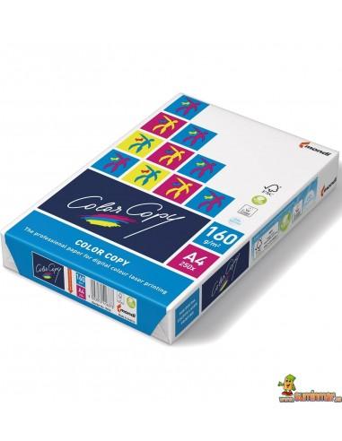 Color Copy A4 160g 250 hojas Papel Multifunción