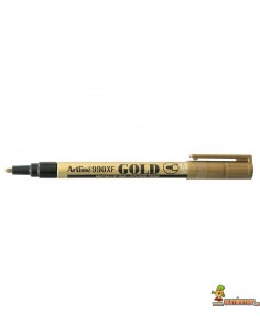 Artline 990XF Oro y Plata 1.2 mm Rotulador Permanente