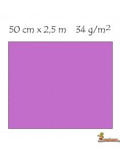 Papel crespón pliego 50 x 250 cm Rosa