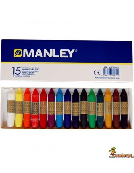 Ceras blandas Manley en varios tamaños