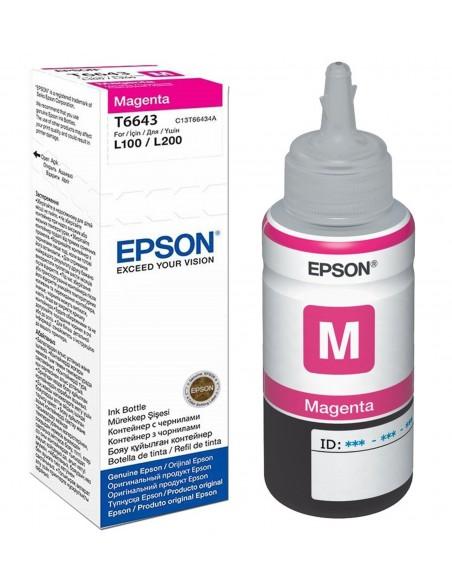 Ecotank Epson T6643 magenta