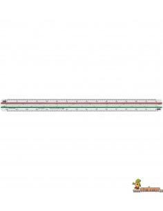 Escala Faber Castell 853-B 30cm