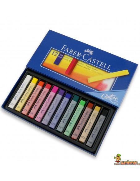 Pasteles blandos Faber Castell