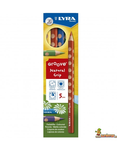 Lápices de colores LYRA Groove