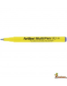 Artline EMP-1 Multipen 1mm azul