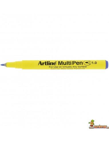 Artline EMP-1 Multipen 1mm azul