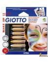 Lápices Pintacaras para niños Giotto Make Up Set 6 Colores