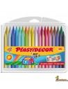 Ceras Plastidecor para niños, 36 colores