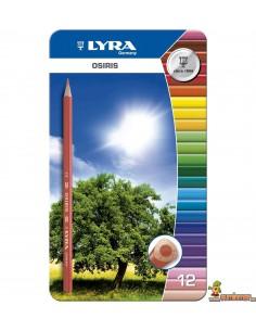 LYRA Osiris Caja de 12 Lápices de Colores