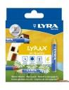 Ceras LYRA Lyrax 6 colores