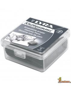 Goma LYRA moldeable para carboncillo y pasteles