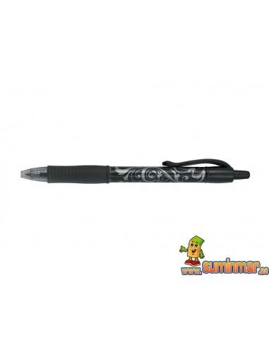 Bolígrafo Pilot G2 Victoria negro