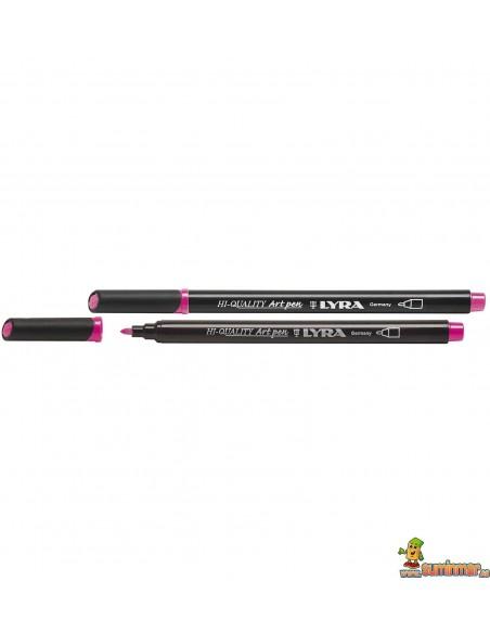 Rotuladores Acuarelables LYRA Hi-Quality Art Pen