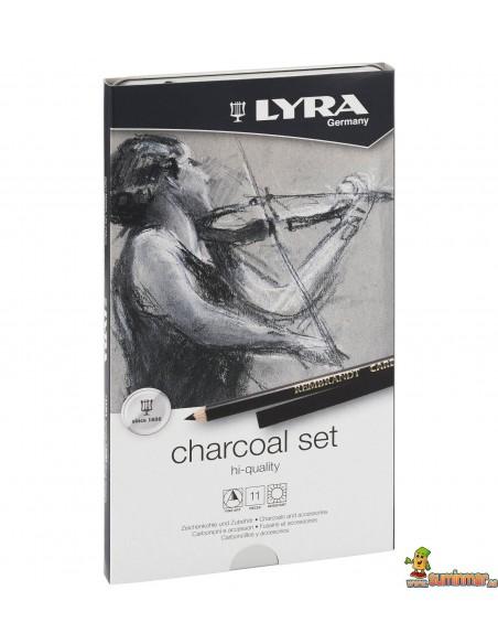 Set Carboncillos LYRA Rembrandt Art Specials