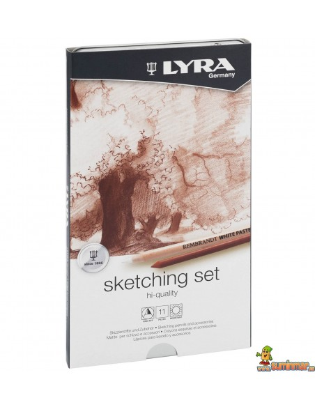 Set Esbozo LYRA Rembrandt Art Specials