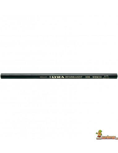 Lápiz Carboncillo LYRA Especial Graso Blando