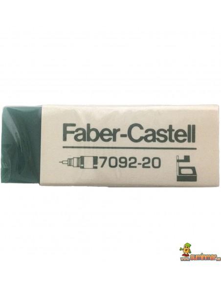 Goma de borrar Faber Castell 7092-20