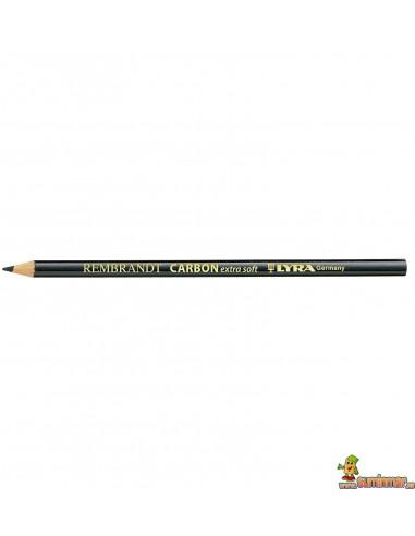 Lápiz Carboncillo LYRA Graso 8B