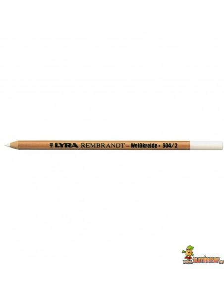 Lápiz Tiza Blanca LYRA Rembrandt Art Specials
