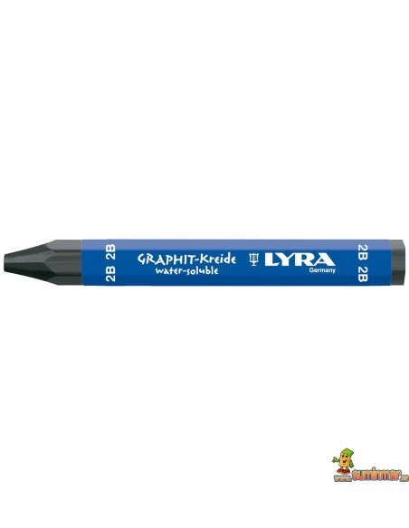 Cera de grafito LYRA acuarelable para dibujo