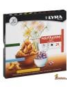 Tiza Pastel LYRA Polycrayons Soft 24ud