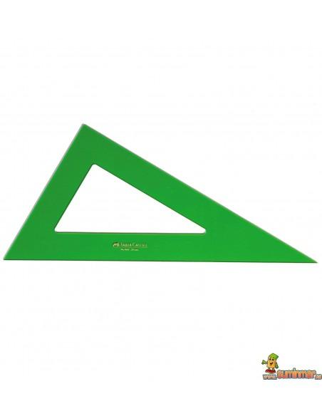 Cartabón Faber-Castell Varias medidas.