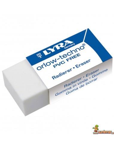 Goma LYRA Orlow Techno PVC free Pequeña