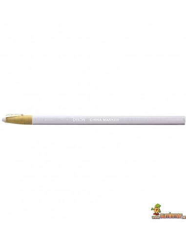 China Marker LYRA Marcador de mina grasa Color blanco