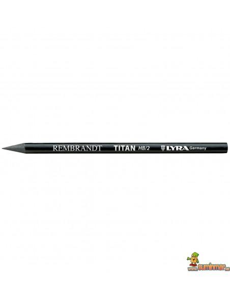 Lápiz de grafito puro LYRA Titan