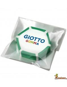 Goma Giotto uso escolar