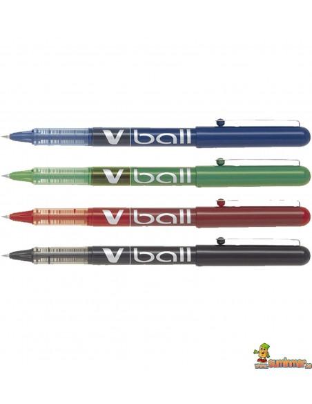Pilot VBall 0.5 mm Bolígrafo de Tinta Líquida