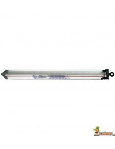 Escalímetro de aluminio LYRA Metal 30 cm
