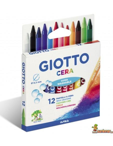 Cera para niños Giotto